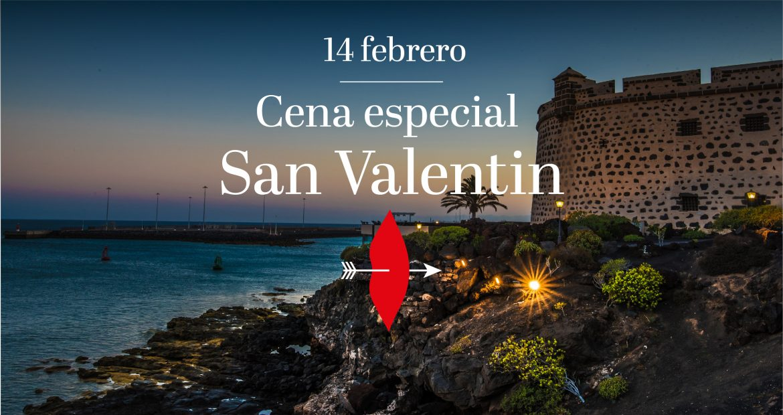 Celebra San Valentín en el Castillo de San José
