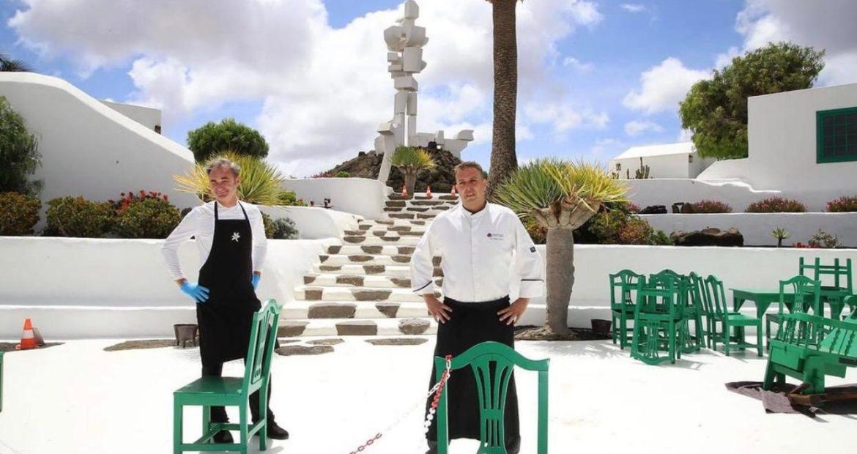 El chef Orlando Ortega