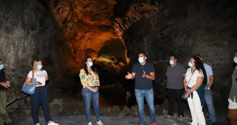 Isla insólita- Cueva de los Verdes