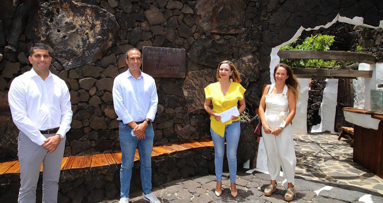 Reapertura Centros Turístico Dolores Corujo