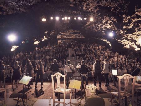Los Centros y Bohemia Lanzarote presentan una Noche de Jameos muy especial