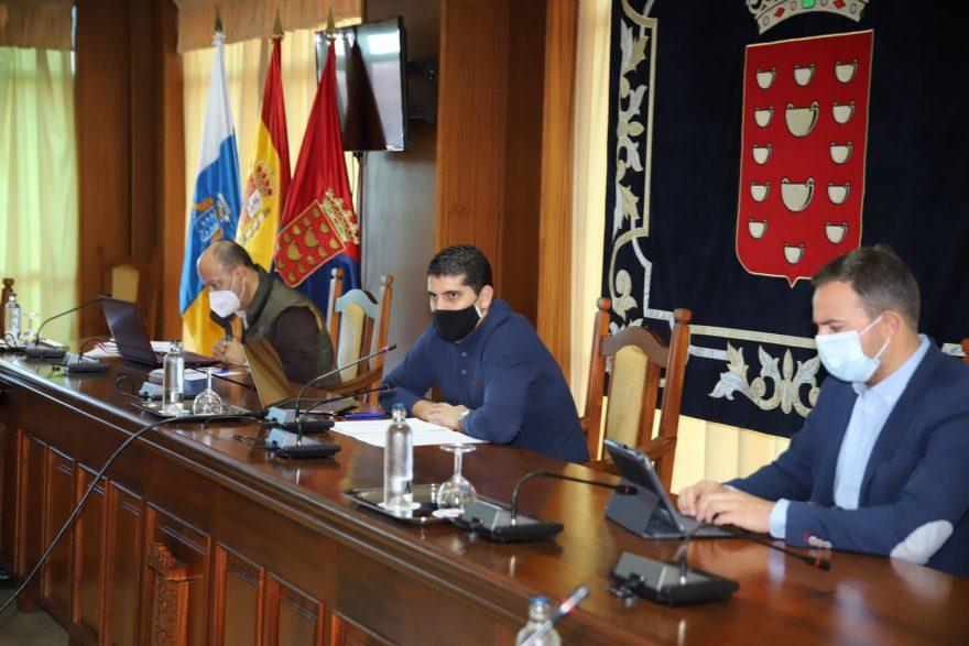 Consejo Administración CACT Lanzarote