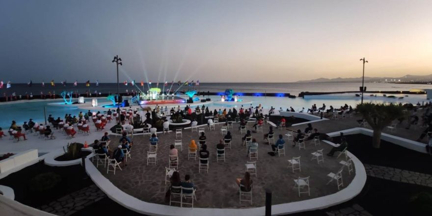 Arrecife las Músicas en Islote de Fermina 2021