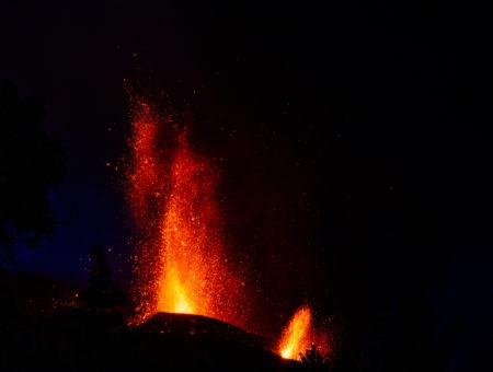 Los Centros Turísticos, solidarios con los damnificados por la erupción de La Palma